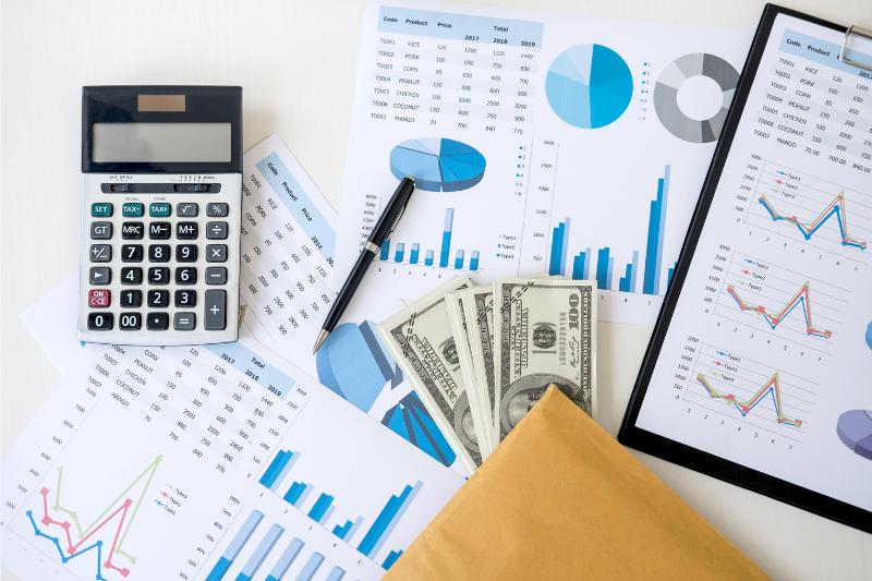 (3)事業化面_①の後半_最近の財務状況。何を書けば良い?